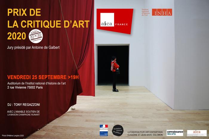 le Prix AICA France