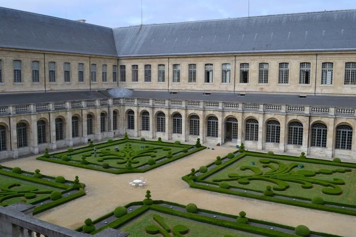 Journées du patrimoine 2020 - De l'abbaye royale à la maison d'éducation de la Légion d'honneur