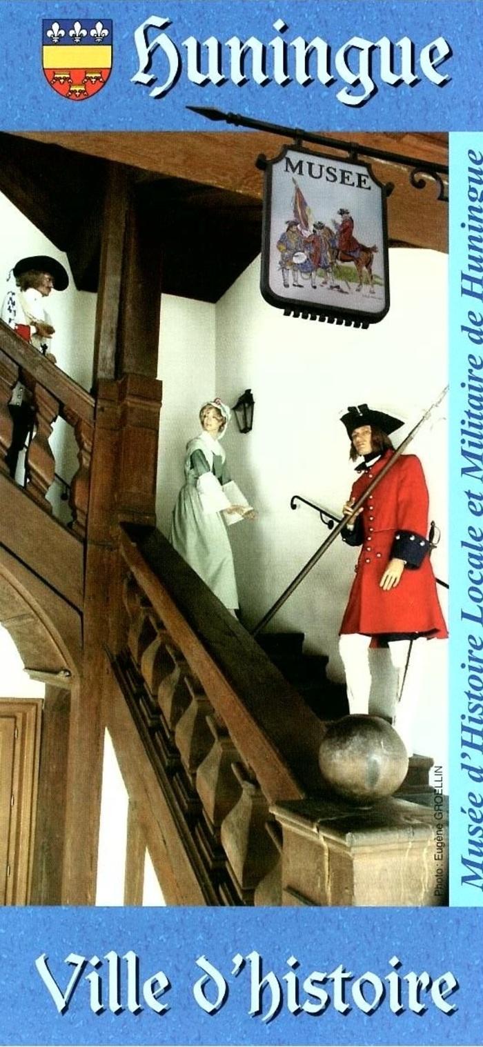 Journées du patrimoine 2019 - Musée Historique de Huningue - entrée gratuite