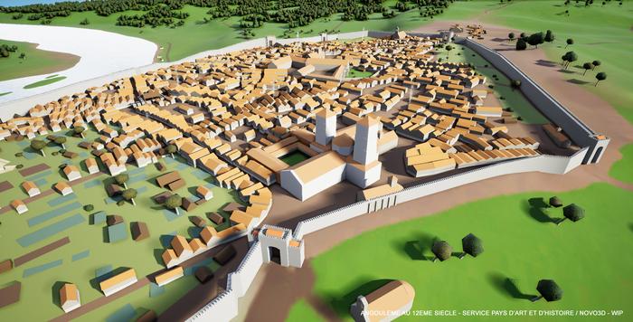Journées du patrimoine 2020 - Visite autour d'un exemple de valorisation numérique du patrimoine