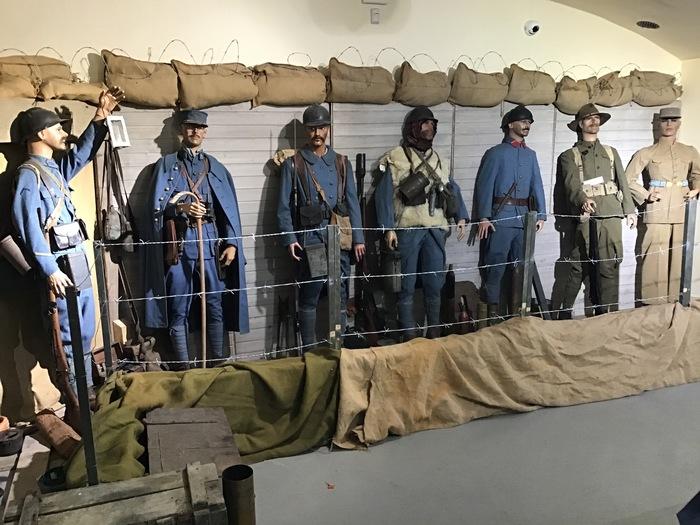 Journées du patrimoine 2020 - Exposition au musée du fort de Cormeilles-en-Parisis