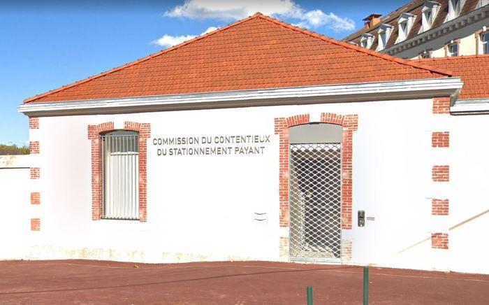 Journées du patrimoine 2019 - La salle d'audience de la Commission du Contentieux du Stationnement Payant ouvre ses portes