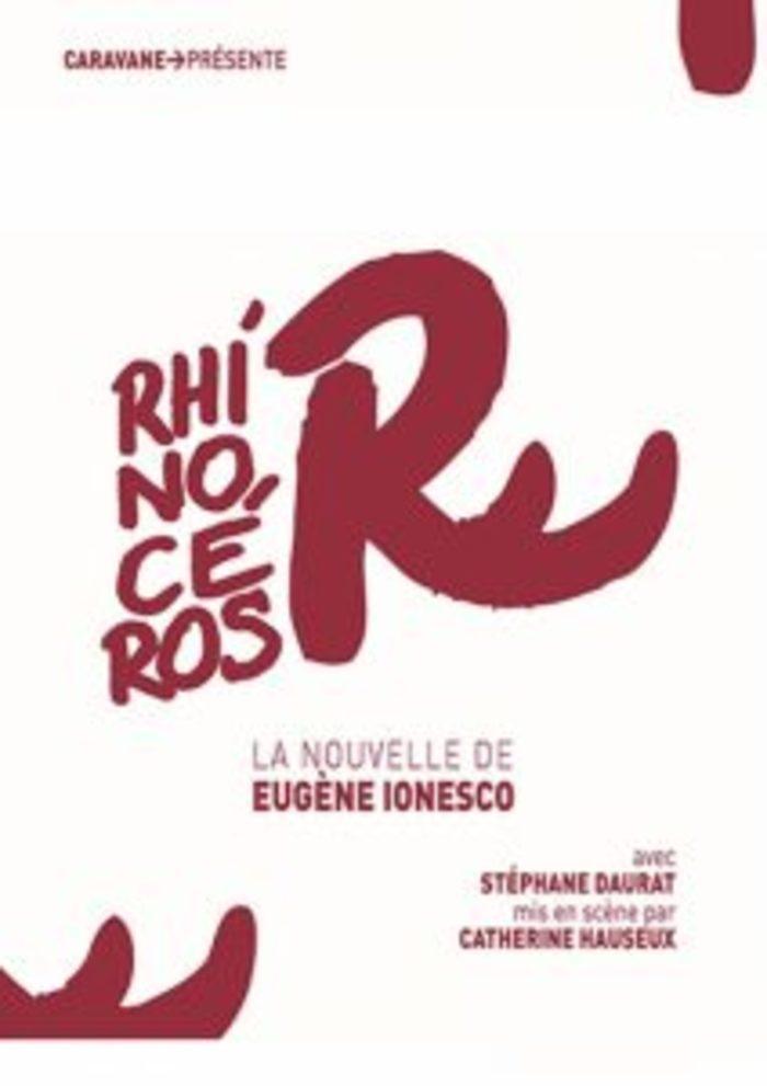 Journées du patrimoine 2019 - Théâtre: Rhinocéros