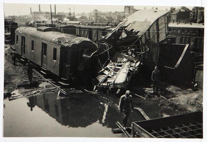 Journées du patrimoine 2020 - Chemin de fer et cheminots pendant les deux guerres mondiales