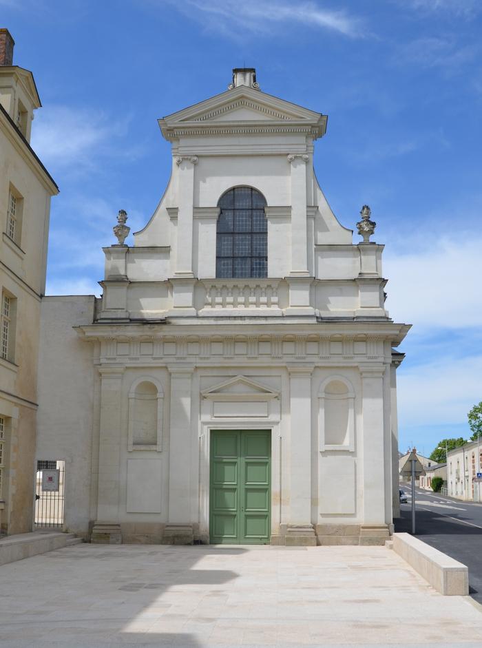 Journées du patrimoine 2019 - Visites guidées de la Chapelle des Ursulines et de l'exposition De l'animal