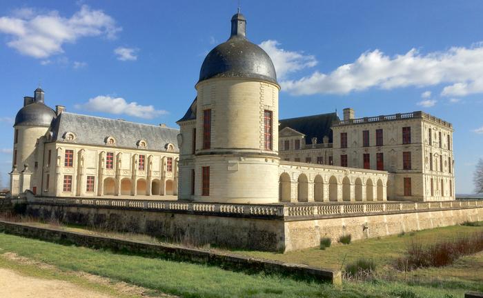 Journées du patrimoine 2020 - Elevé aux XVIe et XVIIe siècles, pour les parties encore visibles, ce château fut dès son origine voué à l'art et la culture.
