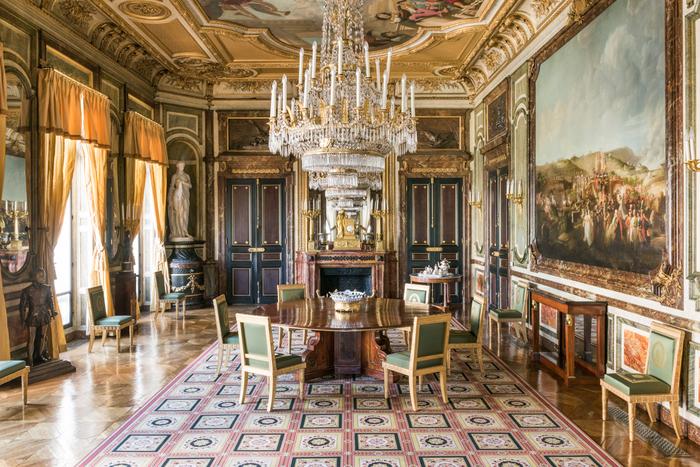 Journées du patrimoine 2020 - Visite des lieux de décision et de réception du palais de la Légion d'honneur