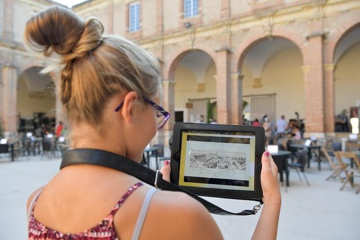 Journées du patrimoine 2019 - Visite sur tablette numérique : le voyage de Guilhem