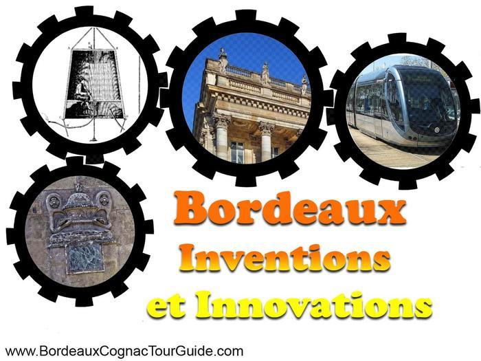 Journées du patrimoine 2020 - Annulé | Visite : Bordeaux Inventions et Innovations au fil du temps