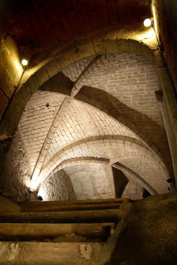 Journées du patrimoine 2019 - Visites guidées de la cave des Moineaux