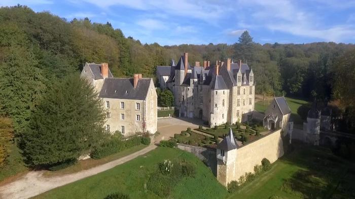 Journées du patrimoine 2020 - Visites guidées du château de Courtanvaux