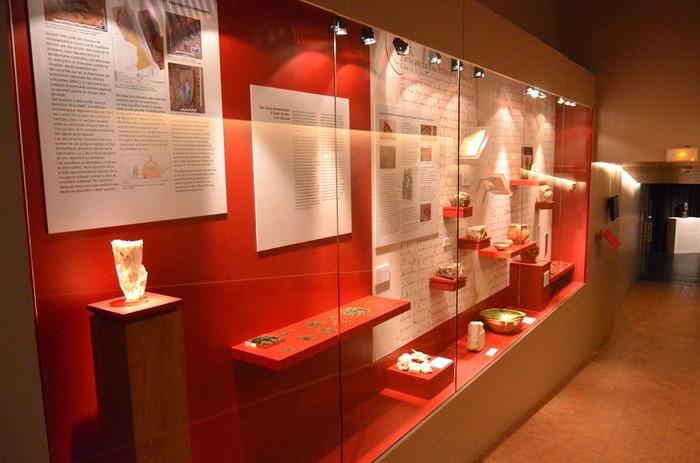 Journées du patrimoine 2020 - Vitrine archéologique au musée d'art, d'histoire et d'archéologie
