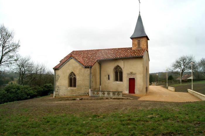 Journées du patrimoine 2019 - Visite chapelle Saint Basle