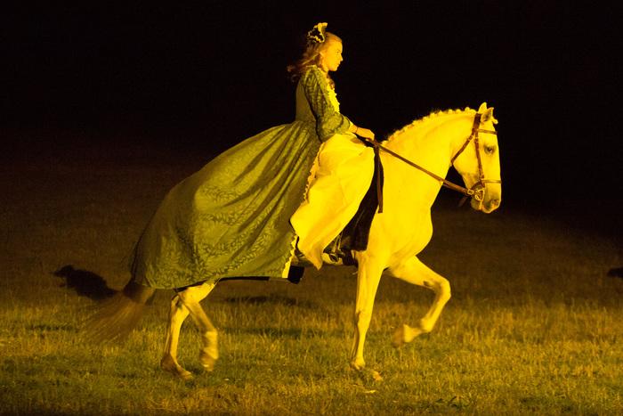 Journées du patrimoine 2019 - Spectacle equestre