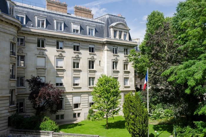 Journées du patrimoine 2019 - Visite de la mairie du 8ème arrondissement de Paris (Hôtel CAIL) DIMANCHE 22 SEPTEMBRE