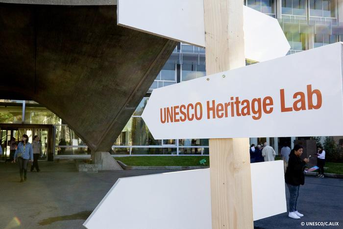 Journées du patrimoine 2019 - UNESCO Heritage Lab