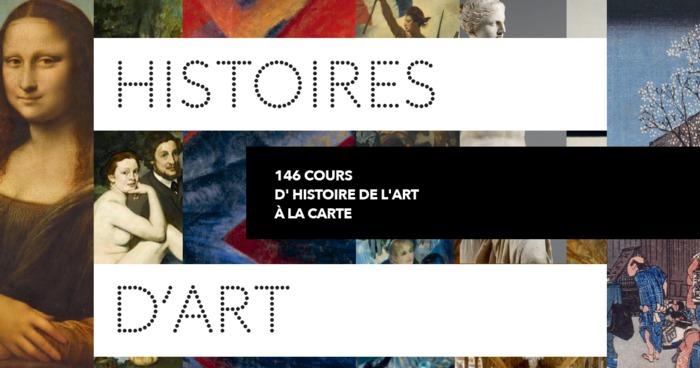 Journées du patrimoine 2020 - Histoires d'Art :