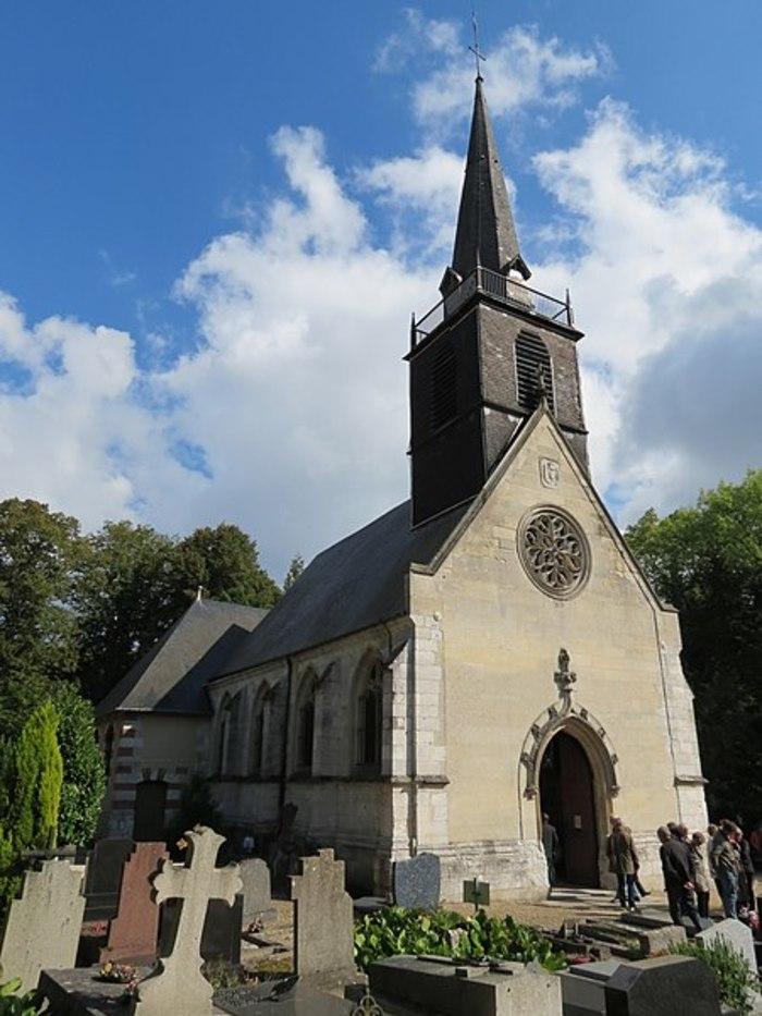 Journées du patrimoine 2020 - Visite guidée de l'église Notre-Dame de Belbeuf