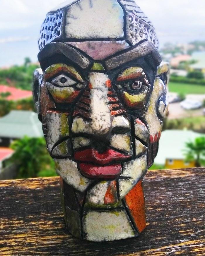 Journées du patrimoine 2020 - METIERS D'ART / Atelier RICARDO PONCE RODRIGUEZ, céramiste cubain à Valence