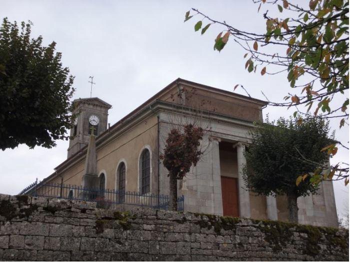 Journées du patrimoine 2019 - Découverte de l'église de Frettes