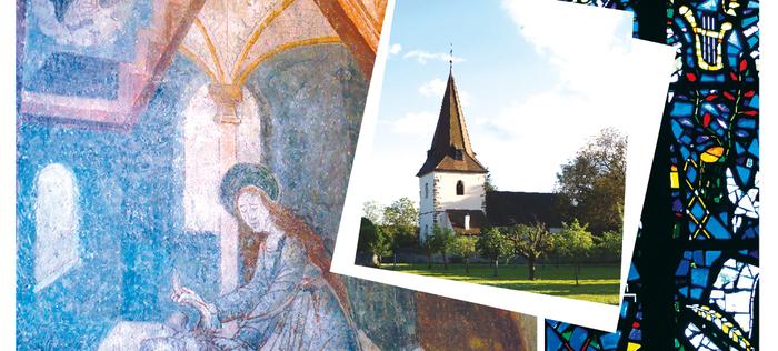 Journées du patrimoine 2019 - Visite guidée Eglise Saint-Michel