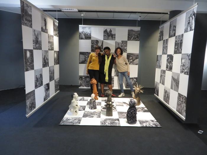 Journées du patrimoine 2019 - Jeu de Dames, une exposition à découvrir à la Cité du Volcan !