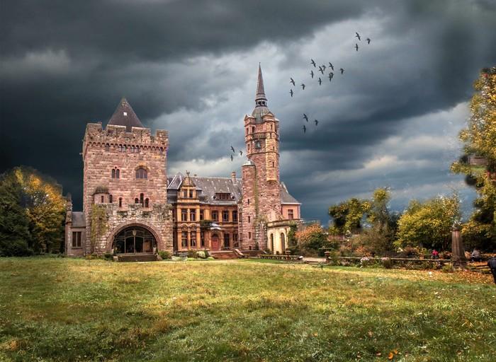 Journées du patrimoine 2019 - Découvrez les mystères d'un château de contes de fées en Lorraine