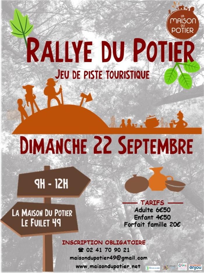 Journées du patrimoine 2019 - Rallye touristique-Jeu de Piste