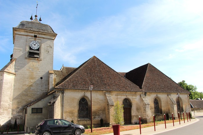 Journées du patrimoine 2020 - Découverte de l'église Saint-Liébault