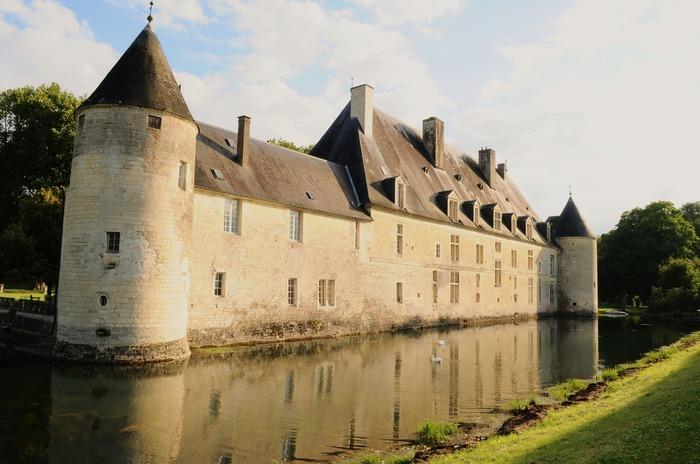 Journées du patrimoine 2019 - Visite du Château et du Parc de Dinteville