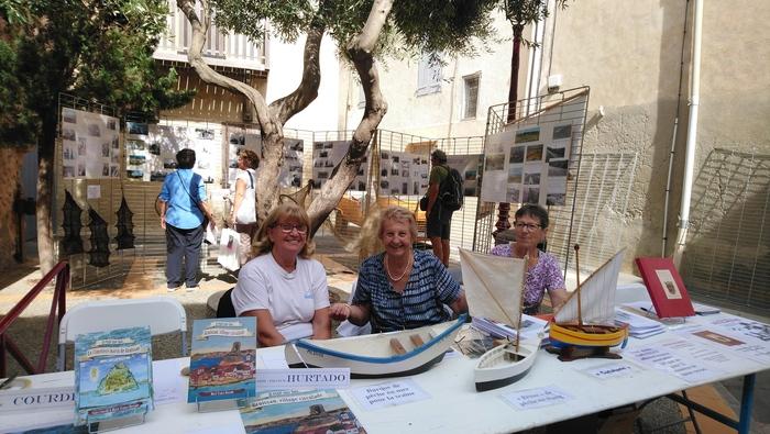 Journées du patrimoine 2019 - Expositions sur le patrimoine de Gruissan, son histoire, ses espaces naturels, la vigne