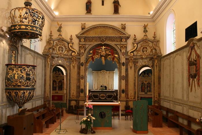 Journées du patrimoine 2019 - Visite commentée de l'Eglise St Blaise à BONCHAMP