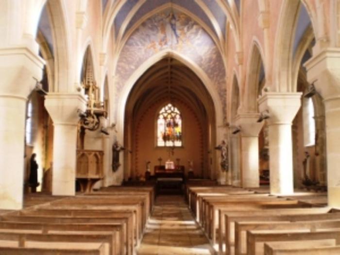 Journées du patrimoine 2020 - Découvrez l'église St André !