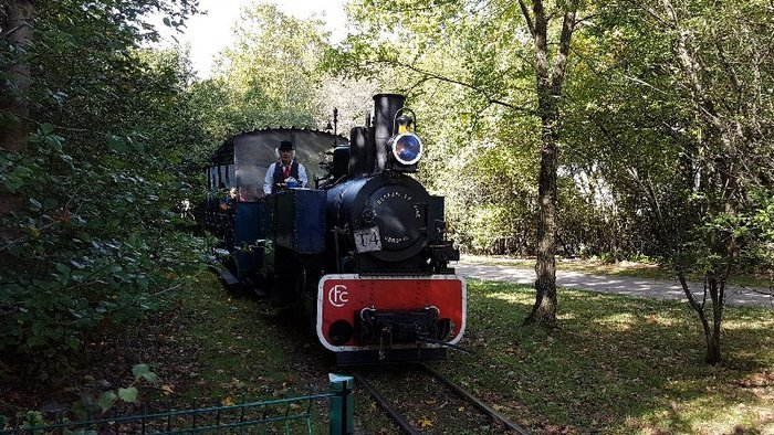 Journées du patrimoine 2020 - Navettes gratuites du chemin de fer des Chanteraines