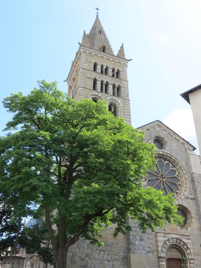 Journées du patrimoine 2020 - Visite-découverte des stalles de la cathédrale d'Embrun