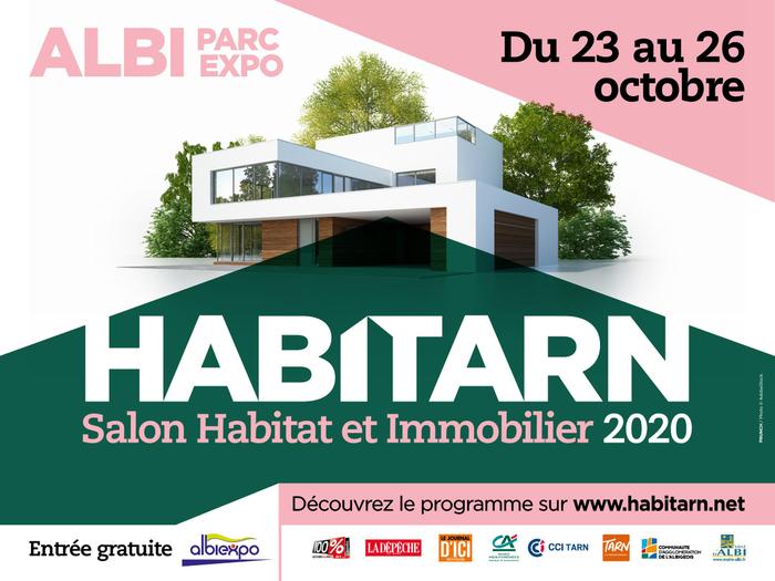Le Salon de l'Habitat et de l'Immobilier, une référence en la matière en Occitanie. Rendez-vous du 23 au 26 octobre !