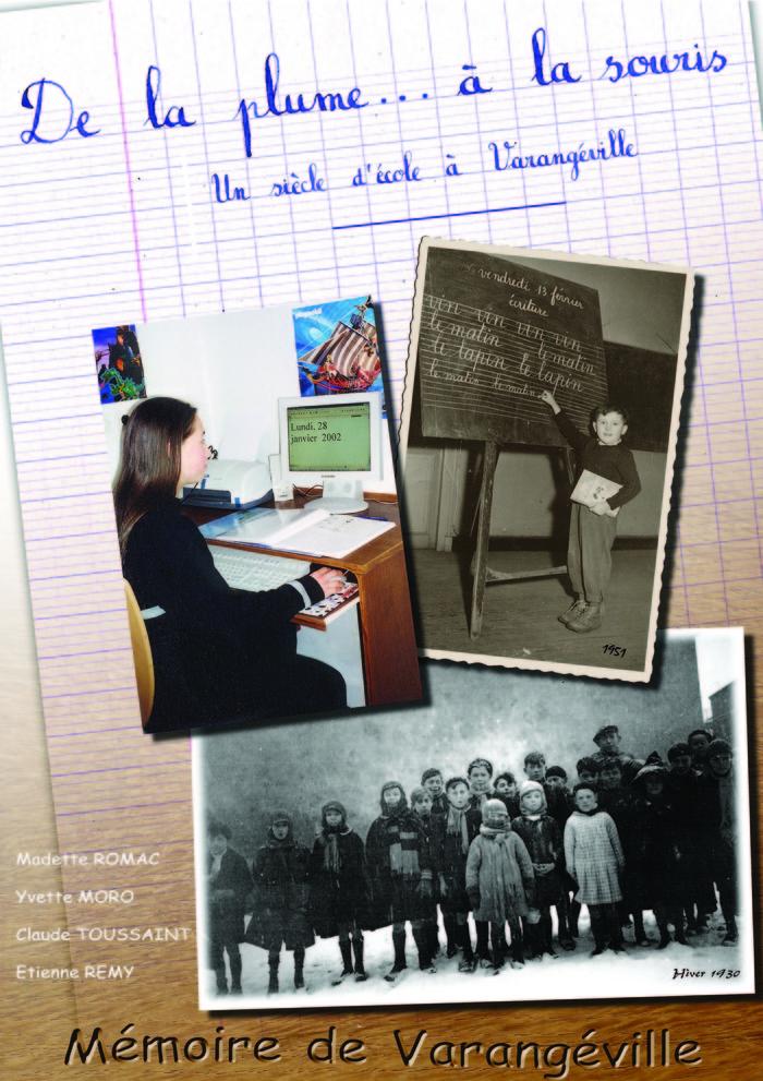 Journées du patrimoine 2020 - Les écoles de Varangéville