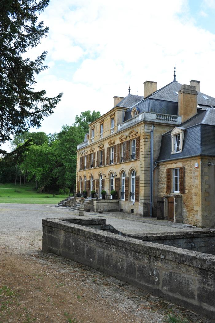 Journées du patrimoine 2020 - Visite libre des extérieurs du château de Thonne-les-Prés
