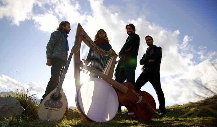 Journées du patrimoine 2020 - Concert du groupe Chiaroscuro
