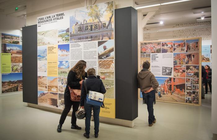 Journées du patrimoine 2020 - Exposition : Réenchanter le monde - Architecture, villes, transitions