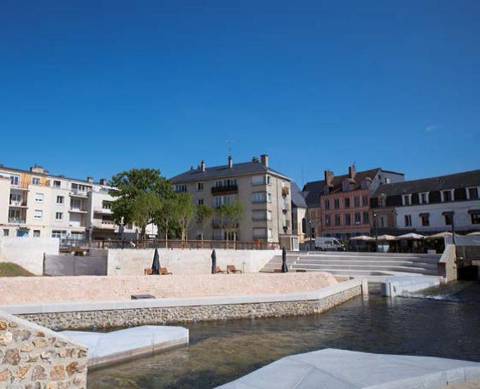Journées du patrimoine 2020 - Visite guidée de la Place Sepmanville
