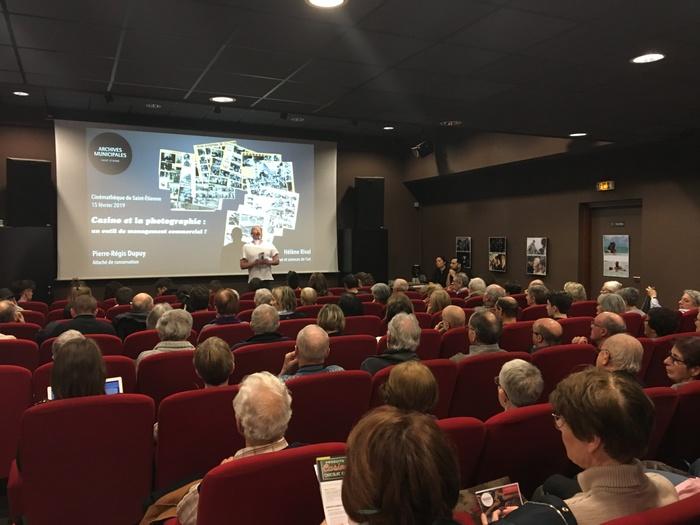 Journées du patrimoine 2019 - Conférence illustrée: Casino et l'image