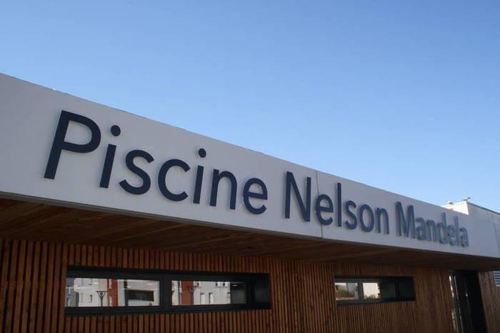 FERMEE / Piscine intercommunale Nelson Mandela