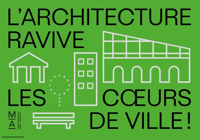 Journées du patrimoine 2019 - Archimobile, l'architecture ravive les cœurs de ville !