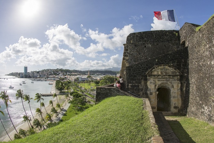 Journées du patrimoine 2019 - Fort-de-France / Fort Saint-Louis / visite libre