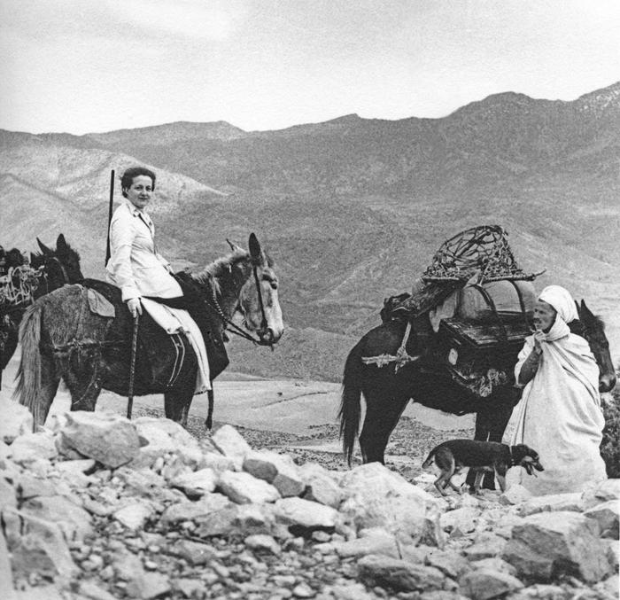 Journées du patrimoine 2020 - Germaine Tillion. La mémoire et la raison, 1954-1962 l'Algérie