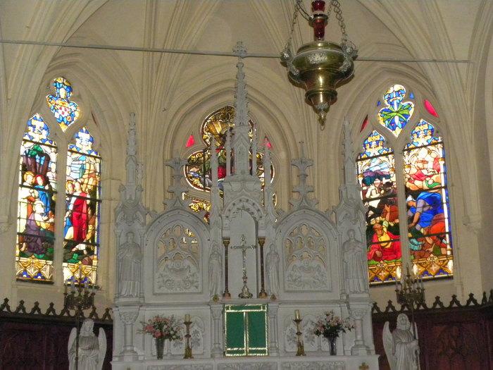 Journées du patrimoine 2019 - Visite Saint-Pierre de Gonnehem
