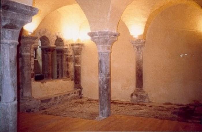Journées du patrimoine 2020 - Monastère saint-Pierre de Mauriac