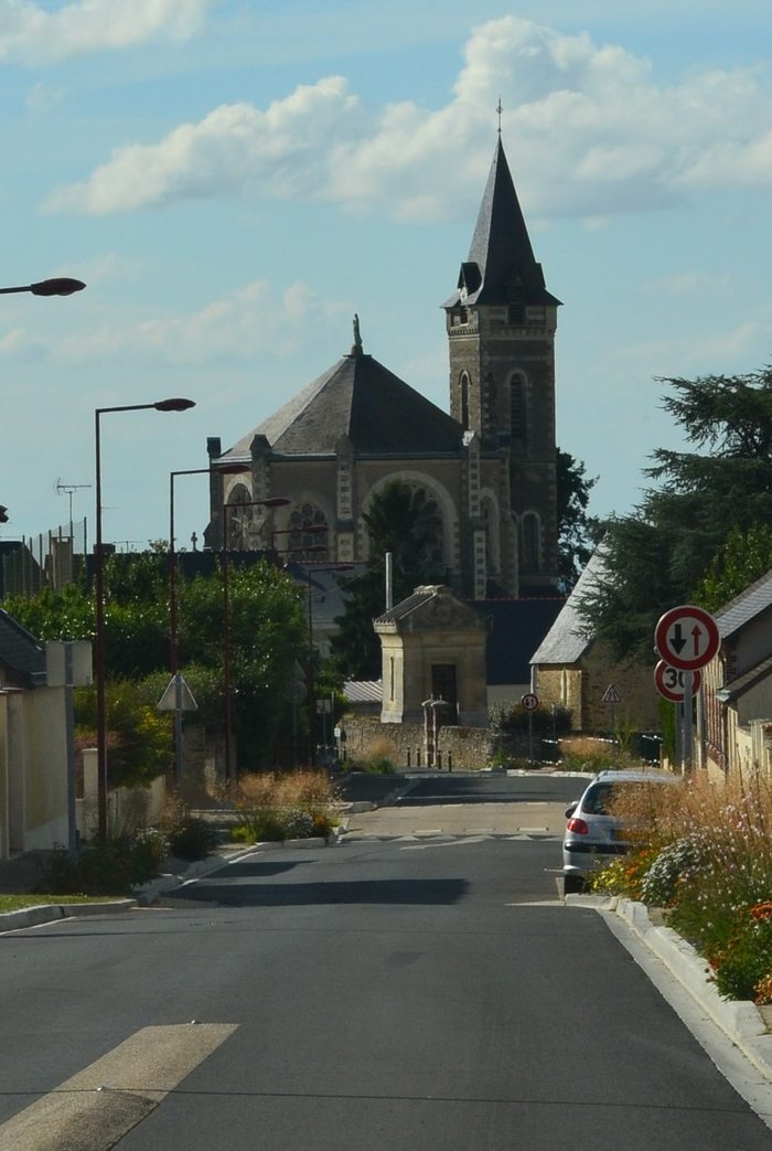 Journées du patrimoine 2019 - Visiste de l'Église Saint-Didier de Brain-sur-Longuenée