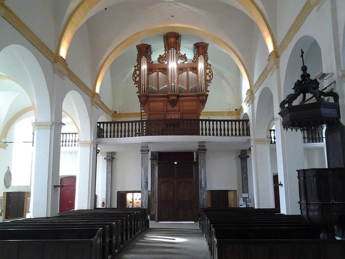 Journées du patrimoine 2019 - Découvrez l'orgue en l'église de la Citadelle
